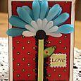 Love Card - Kim Moreno