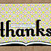 Thanks Card by Janet Friesen