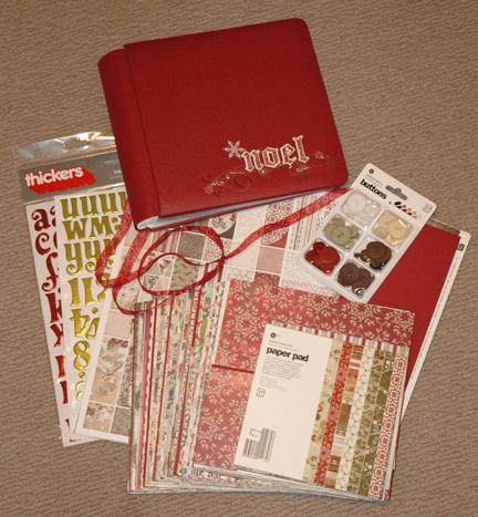Christmas-Album-Kit