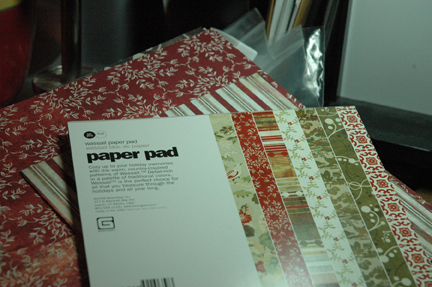 Christmas-Album-papers-2