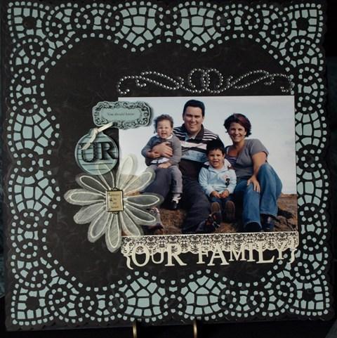 Our Family - kit (February 2009)